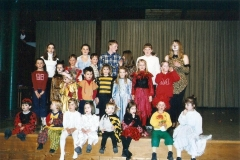 2003 - Kinderfasching
